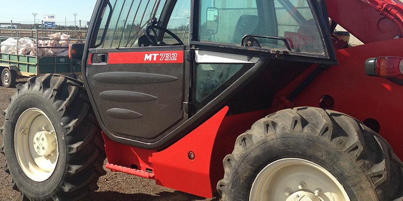 compra venta maquinaria agrícola
