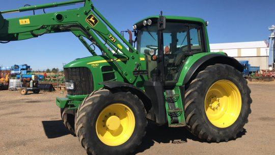 Mercofran tractores usados