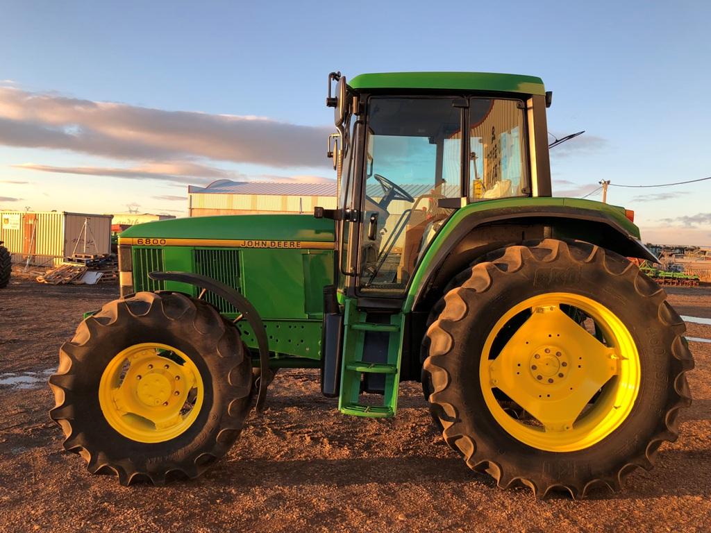John Deere 6800 DT Mercofran Tractores