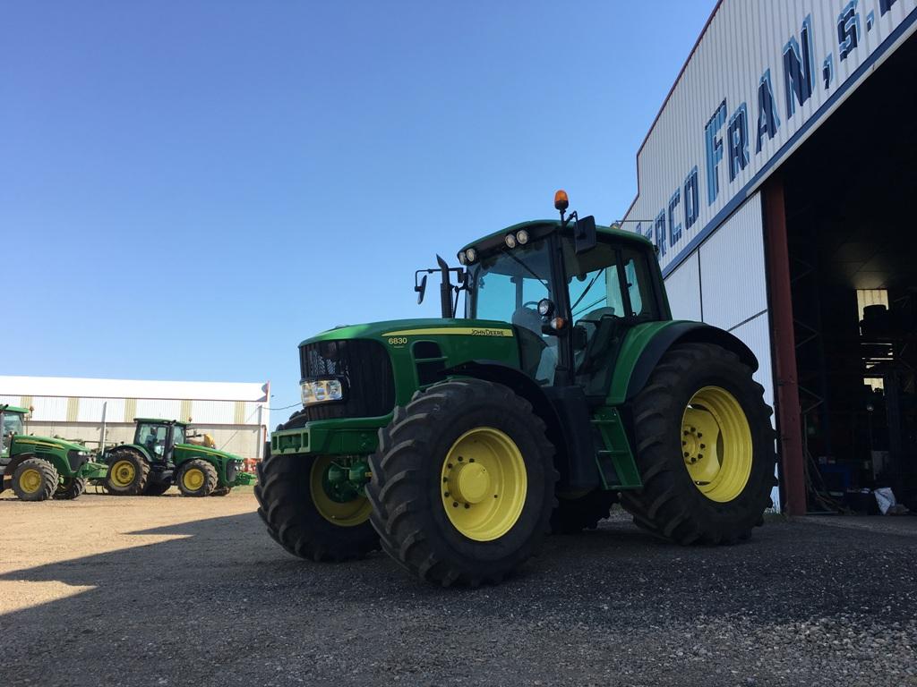 Tractor John Deere 6830 DT