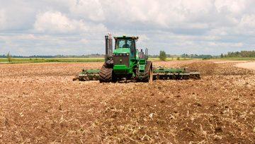 Situación de la maquinaria agrícola en España