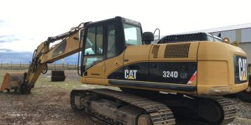 Caterpillar 324 D Mercofran