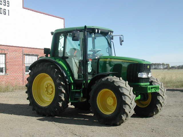 John Deere 6420 S