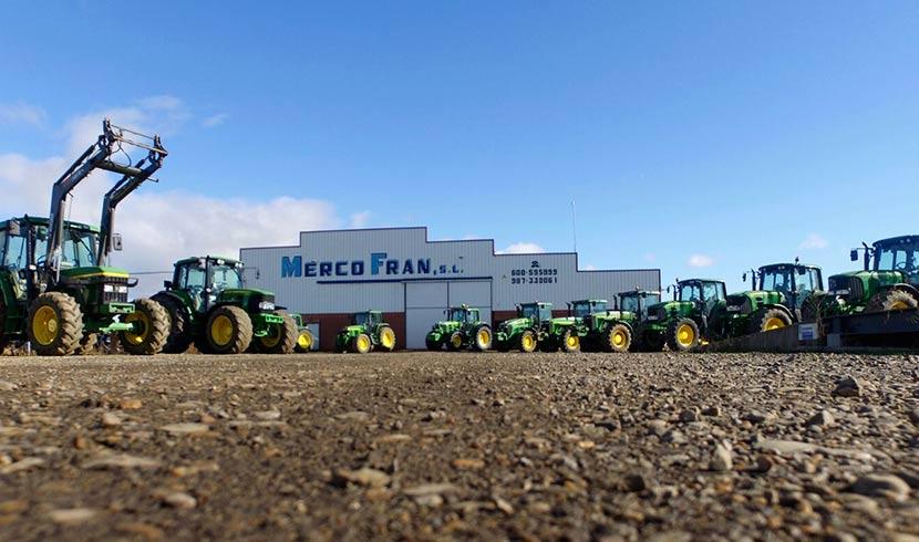 maquinaria agrícola León