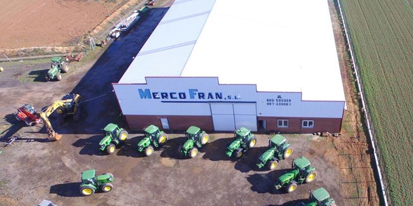 instalaciones mercofran en León