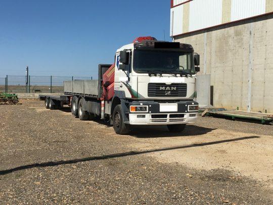 Camión Man 30414