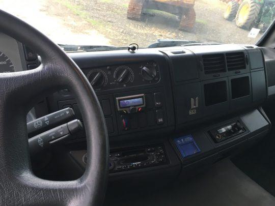Cabina Camion Man