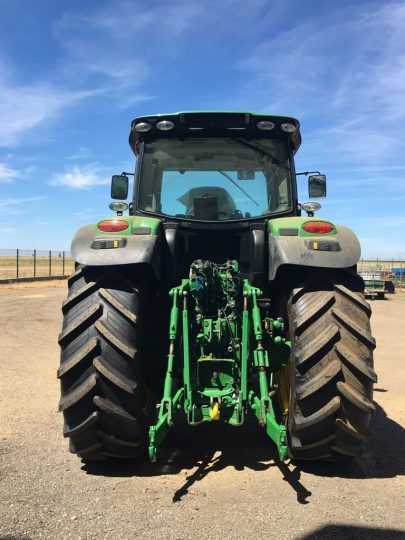 JD 6210 R Mercofran