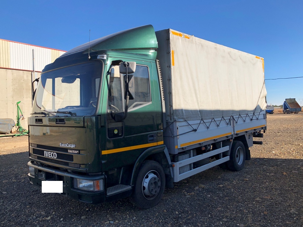 Camion Iveco Mercofran