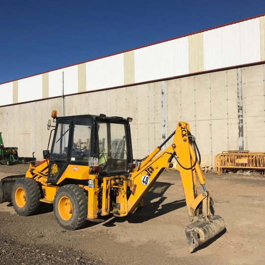JCB 2CX Merco