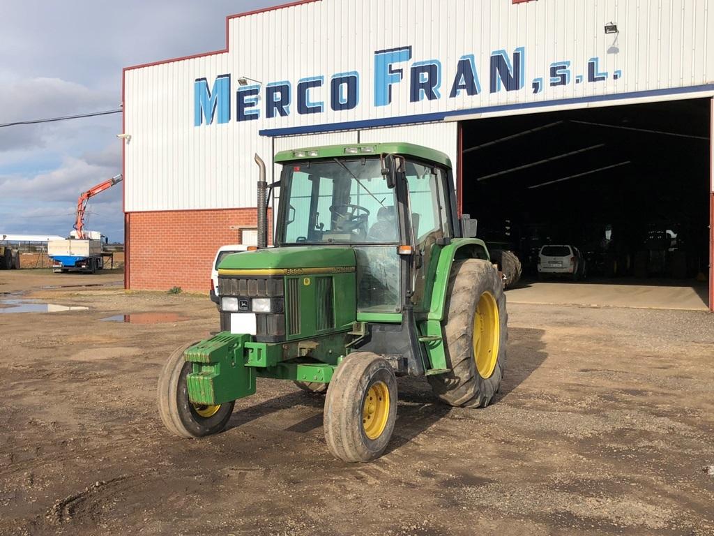 John Deere 6300 ST Mercofran S.L.