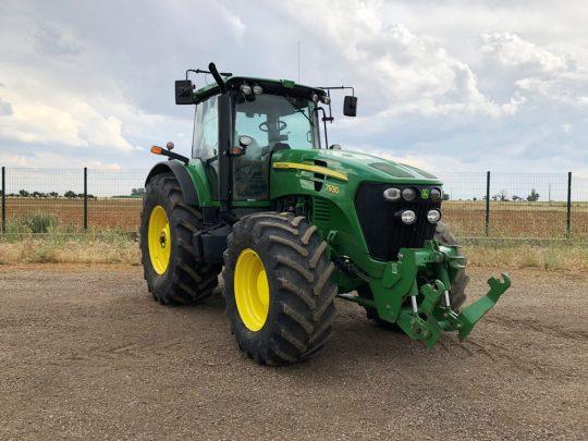 Mercofran tractores