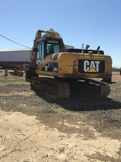 Cat 324 Mercofran