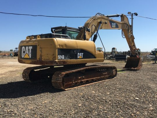Caterpillar 324 DLN Mercofran