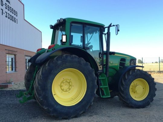 Tractor usado