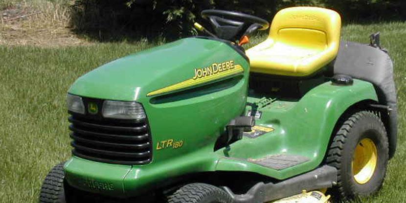 John Deere cortacesped