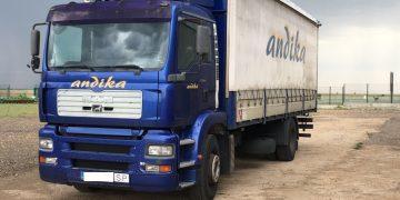 Camión Mercofran