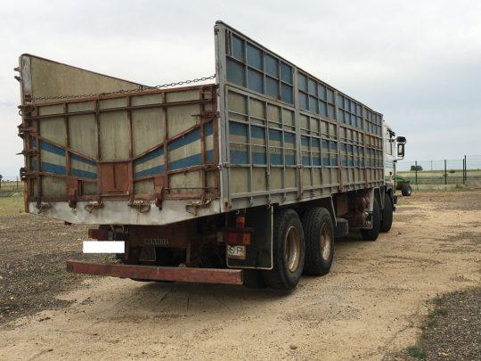 Camion Mercofran