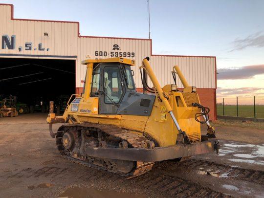 Bulldozer Komatsu 65 EX