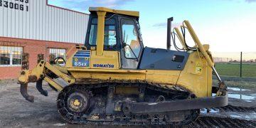 Bulldozer Komatsu 65 EX Mercofran