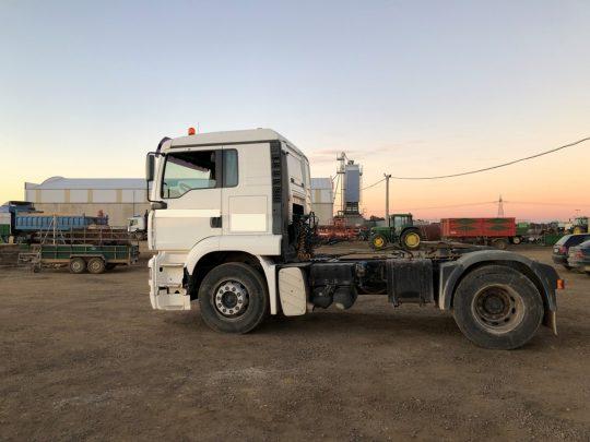Camion Man Mercofran