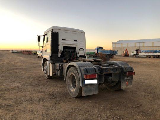 Camion Man TG410A