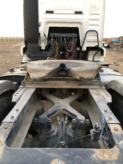 Camion Man TG410A Mercofran