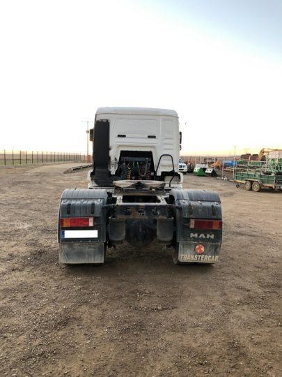 Mercofran Camion Man TG410A