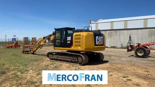 Caterpillar 323 E Mercofran (1)