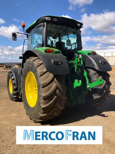 John Deere 6210 R Mercofran 751195 (21)