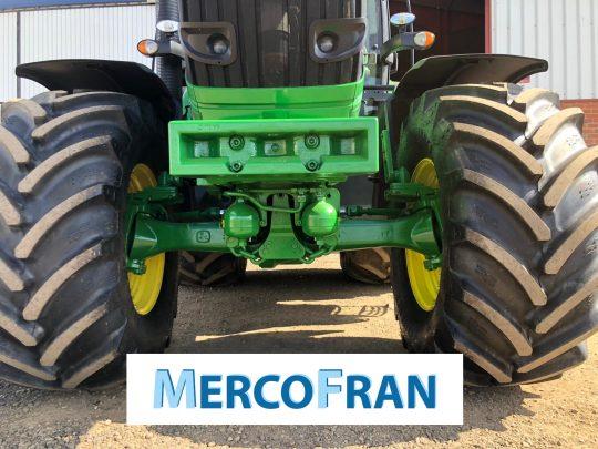 John Deere 6210 R Mercofran 751195 (37)