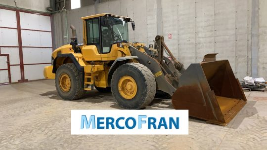 VOLVO L120G Mercofran (44)