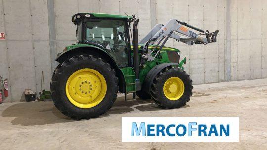 John Deere 6190 R Mercofran (14)