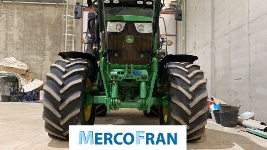 John Deere 6190 R Mercofran (2)