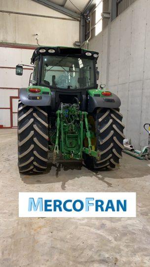 John Deere 6190 R Mercofran (6)
